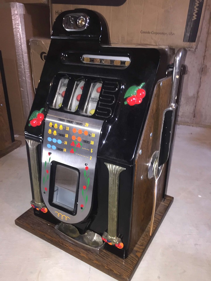 mills slot machine parts for sale