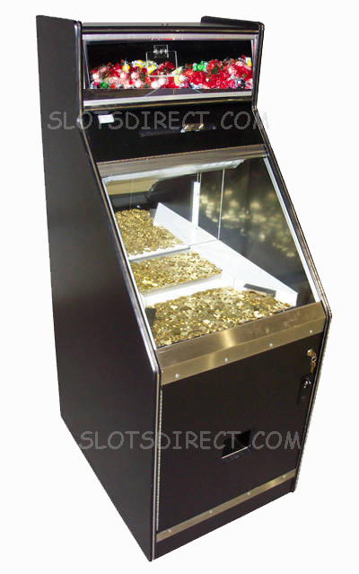 Candy Falls Coin Pusher Machine DISCOUNT PRICES