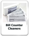 bill counter cleaners