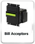 bill acceptors