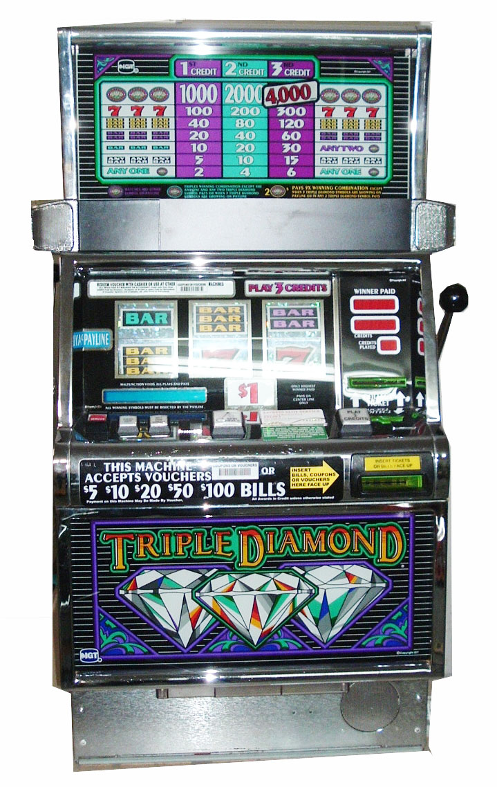 Free Triple Diamond Slot Machine
