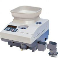 CS-2000 Coin Counter and Sorter